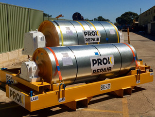 NEPEAN® Extends Conveyor Pulley OEM and Overhaul Capability in NSW