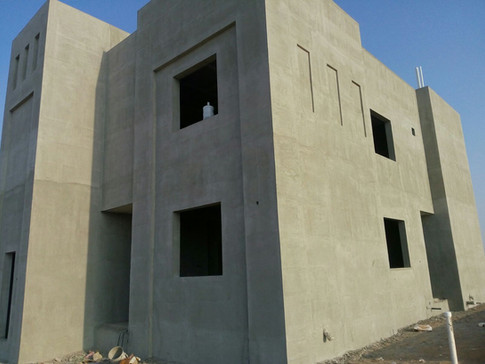 Application of ECOCON Construction system