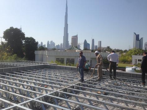 ECOCON Construction System in Dubai