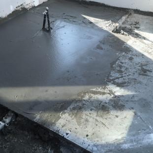 ECOCON lighweight concrete screed