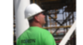 ECOCON engineer at site