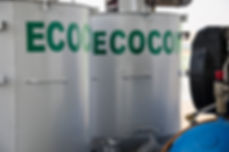 ECOCON mixing & pumping machine