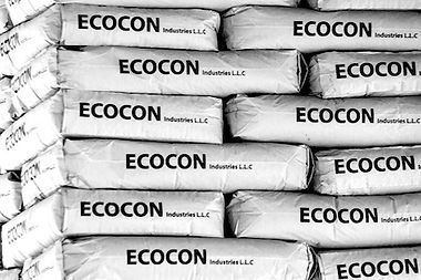 ECOCON dry mix in bags