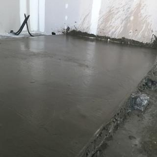 ECOCON lightweight concrete screed