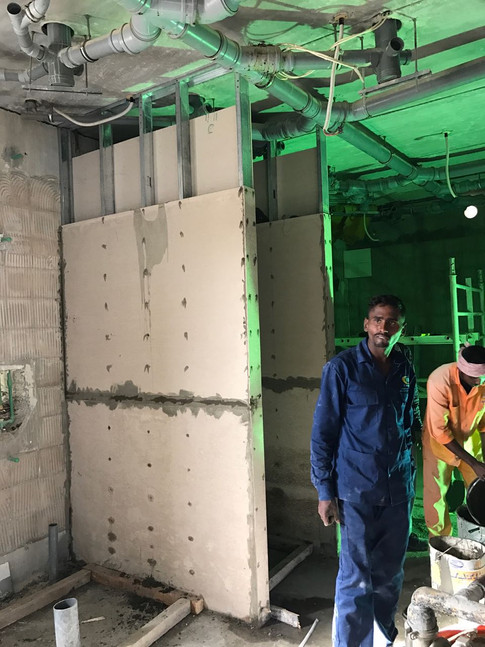 ECOCON Solid wall construction