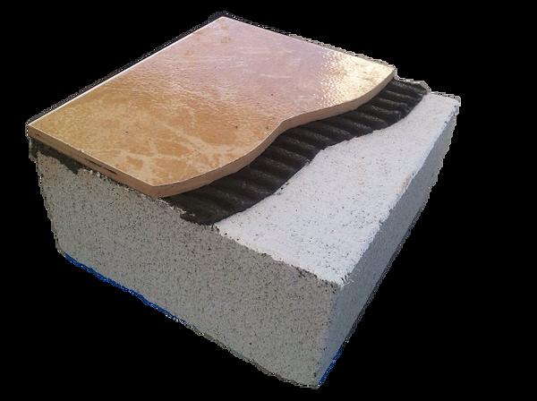 ECOCON Lightweight cellular concrete structure