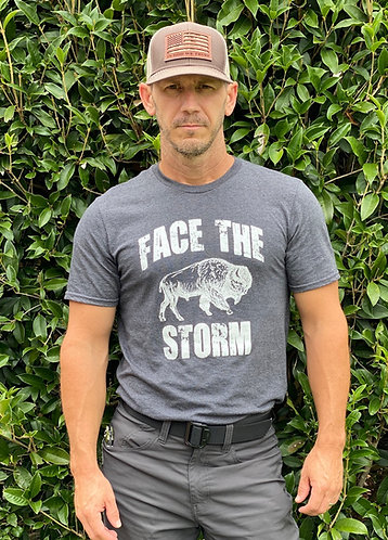 "The Inspired Way ""Face The Storm"" Tee"