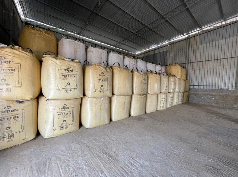 Our packaging and storage facility
