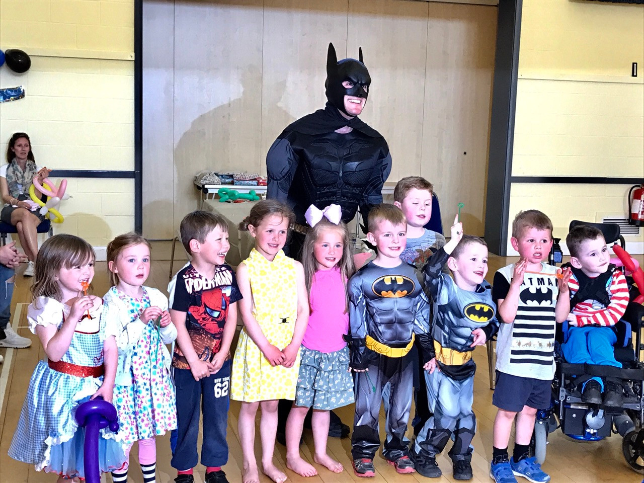 Batman Parties London And South East - Childrens birthday party ideas east london