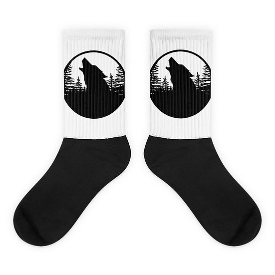 The Old Wolf Socks