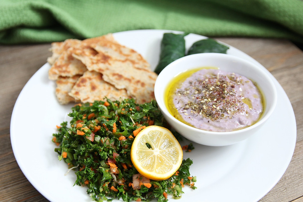 Image of Mediterranean Platter