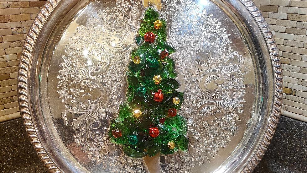Antique Christmas Tree