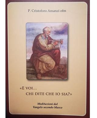 Copertina Meditazioni dal Vangelo second