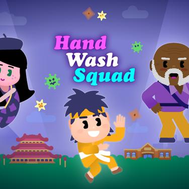 Hand Wash Squad
