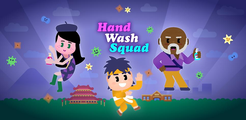 hand-wash-squad-banner