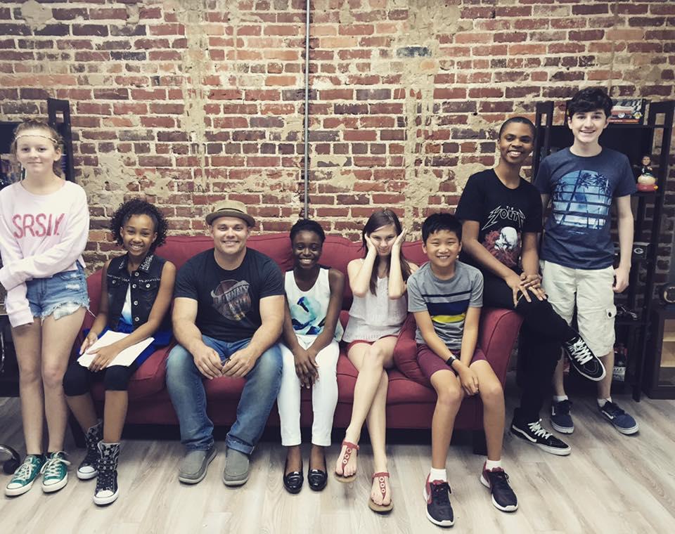 mydemodude kid and teen workshop