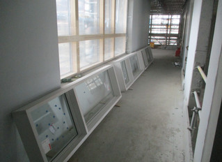 Some recent photos from our school building!