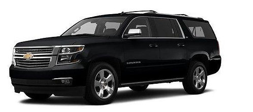 Standard New Executive SUV-Rates starting at $77.00/Hr | 7 passengers Vehicle