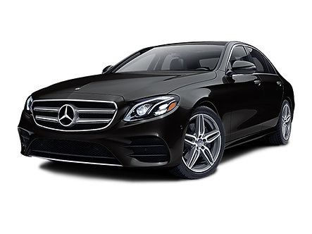 Mercedes E Class - Rates starting at $75.00/Hr. | 2 to 3 Passengers