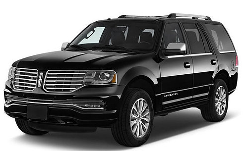 New Lincoln Navigator 6 Passengers Premium SUV | Rates starting at $85.00/Hr