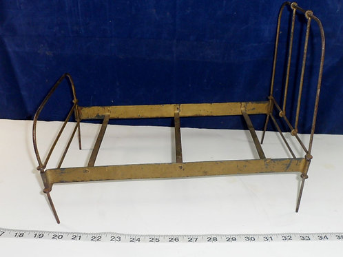 Metal Toy Bed