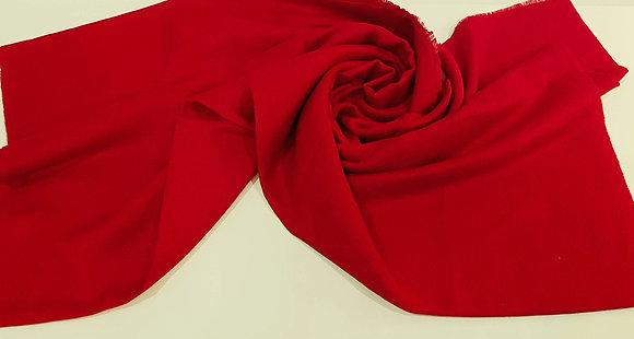 Pashmina Rouge - Châle - 100x200cm