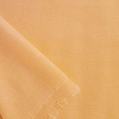 Étole Cachemire Orange Pastel
