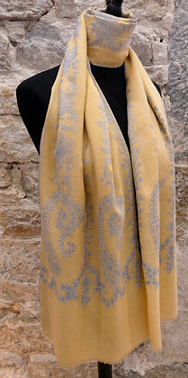 Étole Pashmina Provence - 70x190 cm