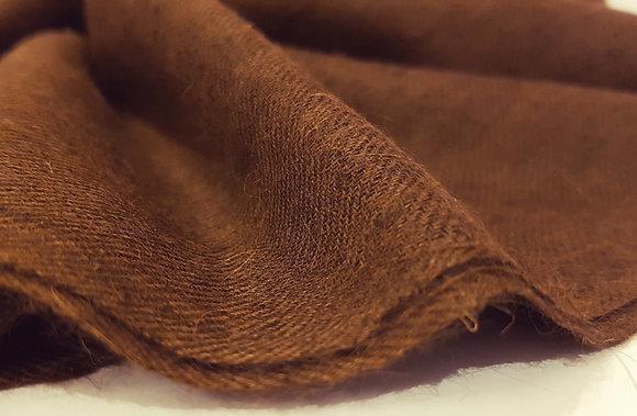 Châle Pashmina Chocolat - 100x200cm