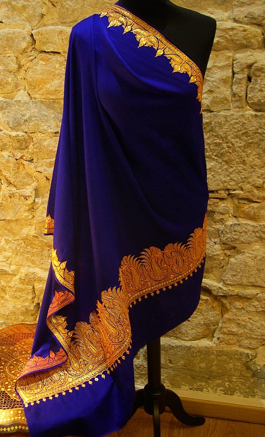 Ansari Cachemire, Pashmina Véritable