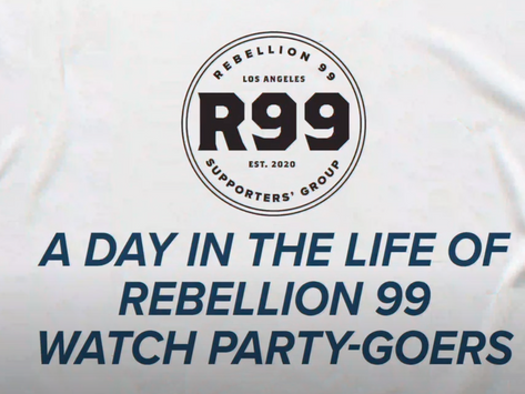 Join our Rebellion 99 Watch Parties!