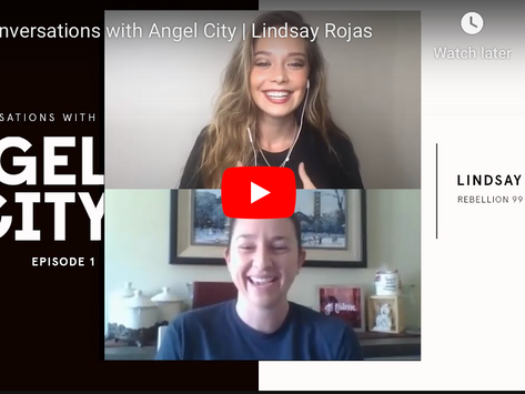 Conversations with Angel City | Lindsay Rojas