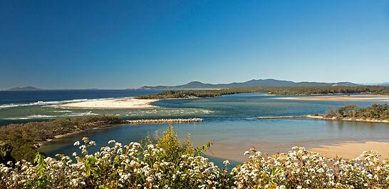 Coastal view at Nambucca Heads - IMG 5D3 8698