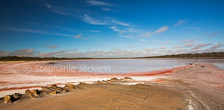 Pink Lake in Murray Sunset National Park - IMG 1197B