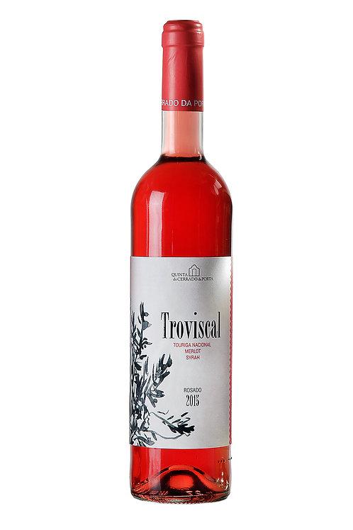 Troviscal Rosado 2015 - Caixa de 6 garrafas