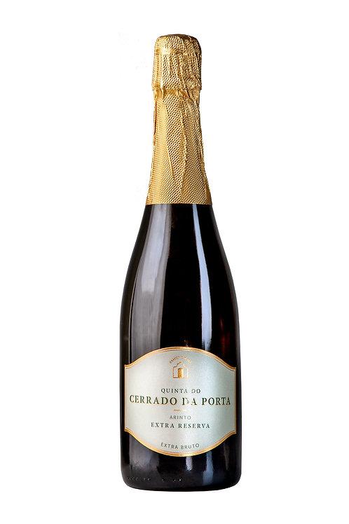 QCP Espumante Extra Reserva 2015 - Caixa de 6 garrafas