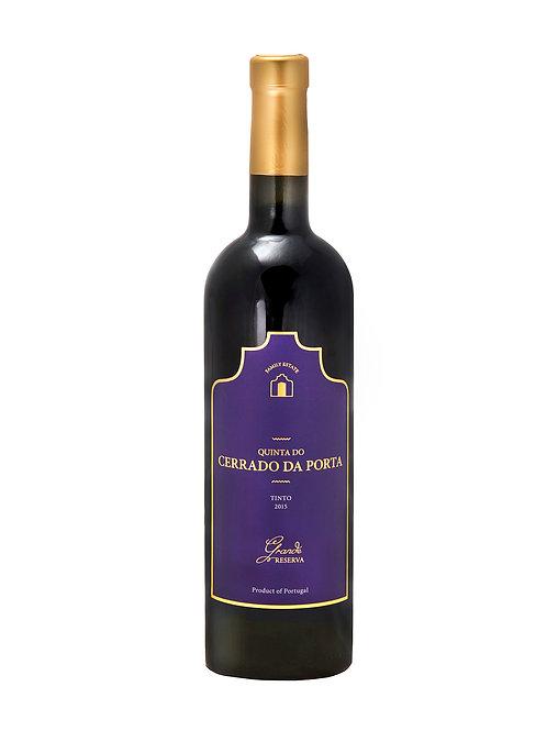 QCP Tinto Grande Reserva 2015 - Caixa de 6 garrafas