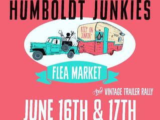 2017 HuMBoLDT JuNKiES Vintage Market & Trailer Rally