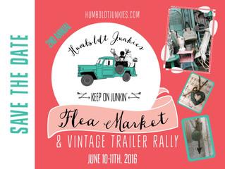 Humboldt Junkies Flea Market & Vintage Trailer Rally