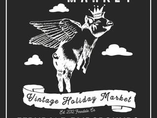 2017 Fig Twig Market Poster