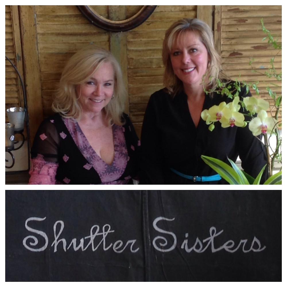 Shutter Sisters,Fig Twig Market, Ferndale Victorian Village  Ca, shabby chic, vintage, up-cycled,  reclaimed, junk