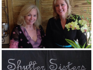 """Candice Trask and Sheryl Morrison from """" The Shutter Sisters"""""""