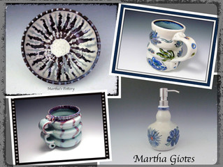 Martha's Pottery