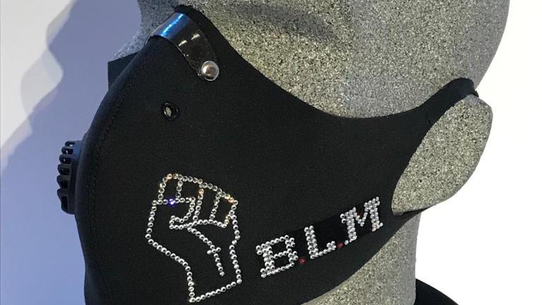 B L M Mask 2