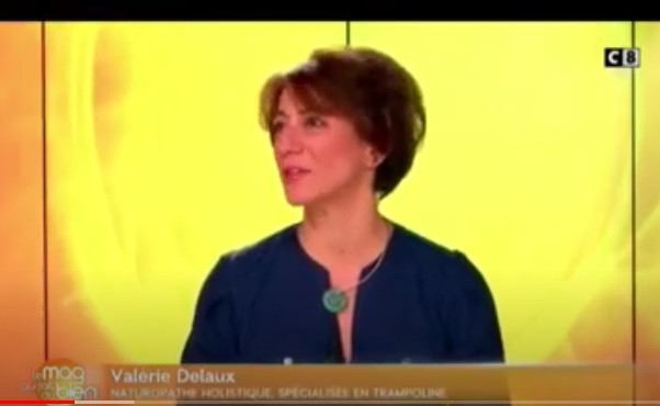 Interview sur C8 : bienfaits du trampoline
