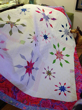 A Thread Above Quilt Studio Custom Quilting