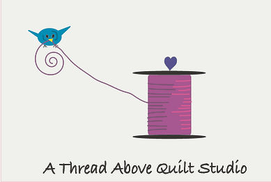 ©2013 A Thread Above Quilt Studio