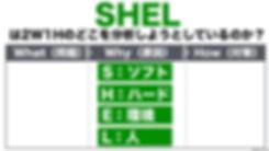 SHELは2W1Hの原因の部分を考えている