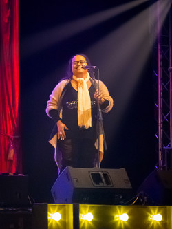 Singing at the Night Quarter