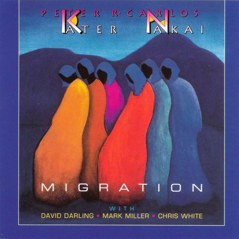 Migration | Peter Kater & R. Carlos Nakai